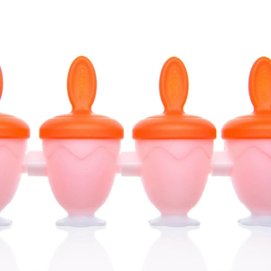 Cuisipro CUISIPRO Mini Pop Mold Safari Orange