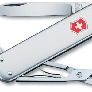 Victorinox SWISS ARMY money clip silver