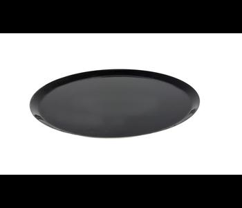 """DEBUYER Pizza Pan Blue Steel 12.5"""""""