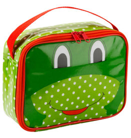 Frog Insulated Lunch Bag