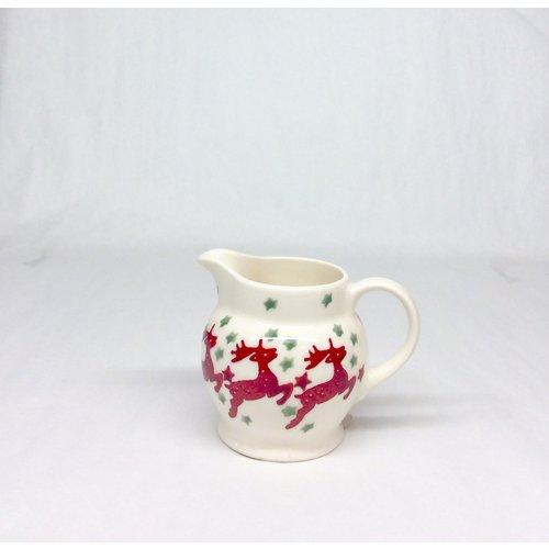 Emma Bridgewater EMMA Reindeer tiny jug