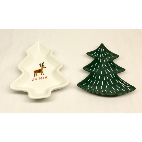 Design Home Gift & Paper Inc. Dish WHIMSY TREE