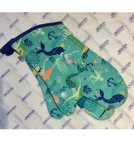 Danica Mitts Classic Patterned Mermaids