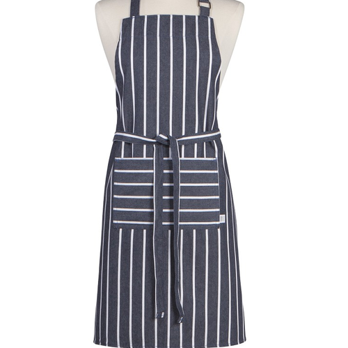 Danica Apron Chef Butcher Stripe