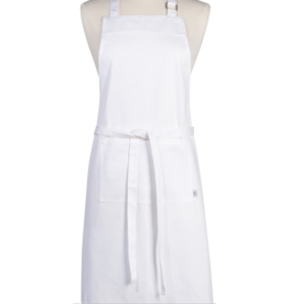 Danica Apron Chef White