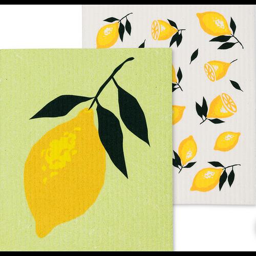 Abbott Swedish Cloth Lemons/ Set of 2