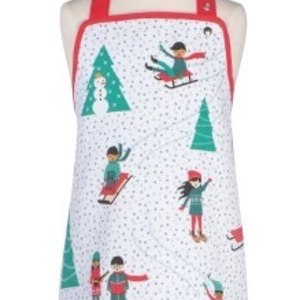 Now Designs Apron Kids Snow Much Fun