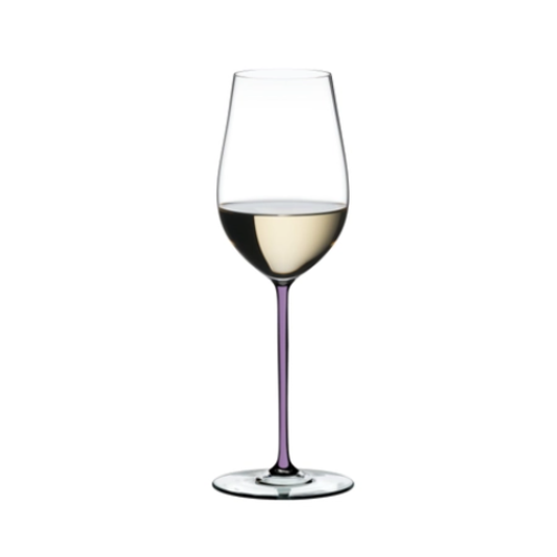Riedel Fatto a mano Riesling/Zinfadel OPAL VIOLET **Special Import