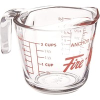 Measuring Cup 2cup Fire King