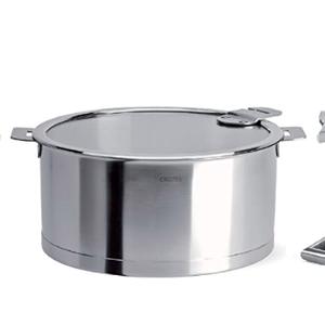 Cristel USA Inc. CRISTEL 1 Qt Saucepan with stainless steel handle set
