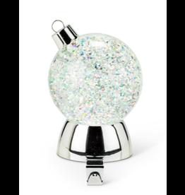Abbott Glitter Snow Stocking Holder (LED)