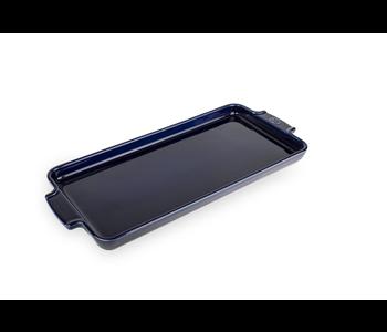 "APPOLIA Appetizer Platter Blue 16"""