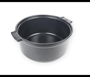 "APPOLIA Souffle Dish Slate  8.6"""