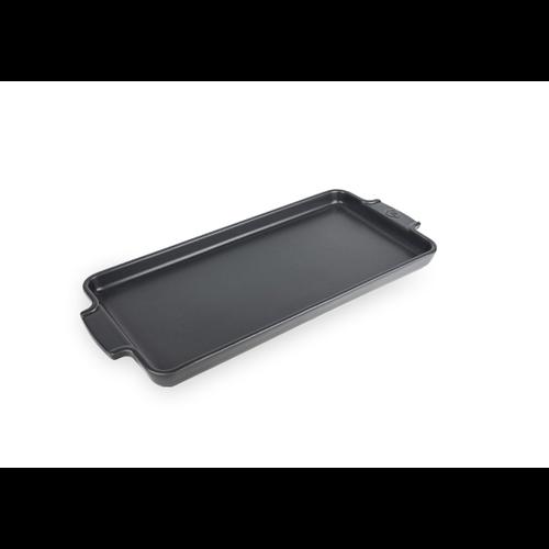 """Peugeot APPOLIA Appetizer Platter Slate 16"""""""
