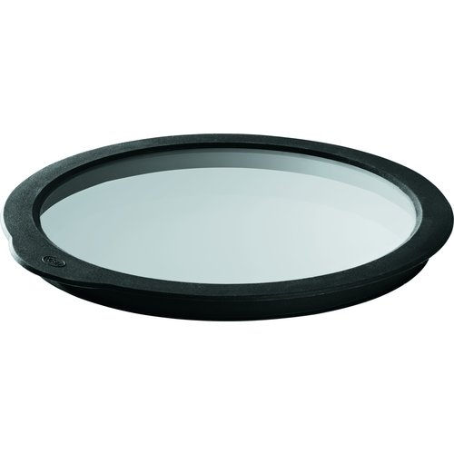 Rosle Glass Lid with Silicone 28cm ROSLE