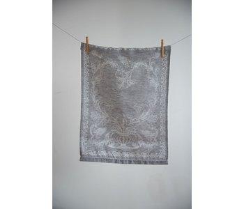 Tea Towel Versailles Graphite