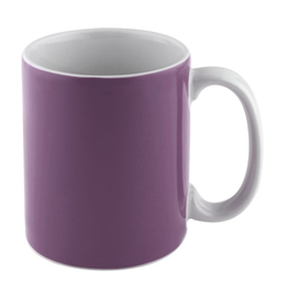 Sabre Sabre Mug in Aubergine
