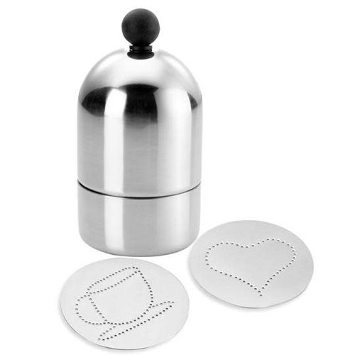 Café Culture Cappuccino Duster Stainless Steel