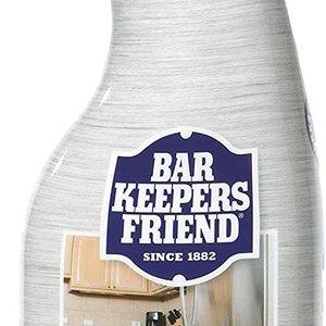 Fox Run Bar Keeper's Stainless Steel Cleanser/Polish