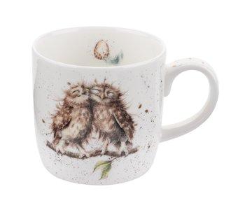 WRENDALE Mug Birds of Feather