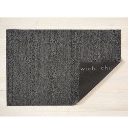 """Chilewich Utility Mat Heathered Shag  GREY 24"""" x 36"""""""