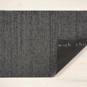 Chilewich Utility Mat Heathered Shag  GREY 24x36 inches