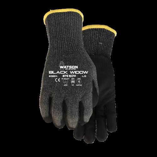Watson Gloves GLOVES Cutting Black Widow SMALL