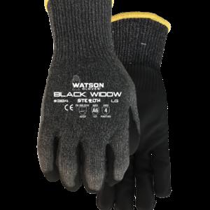 Watson Gloves GLOVES Cutting Black Widow LARGE