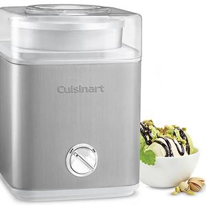 Cuisinart CUISINART PURE INDULGENCE Frozen Yoghurt-Ice Cream & Sorbet Maker
