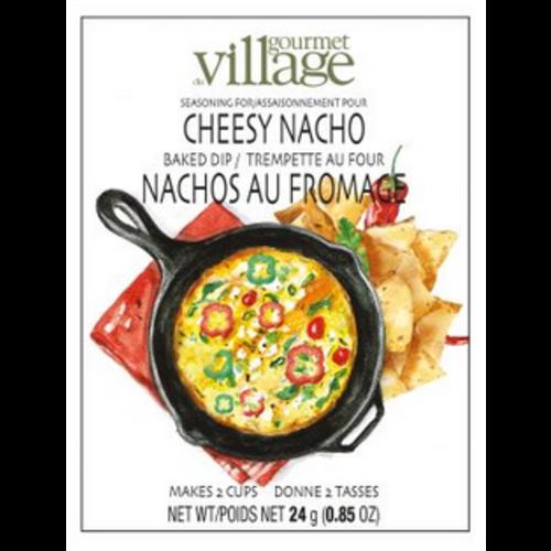 Gourmet du Village DIP RECIPE BOX CHEESY NACHO