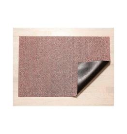 "Chilewich Doormat Heathered GUAVA 18"" X 28"""
