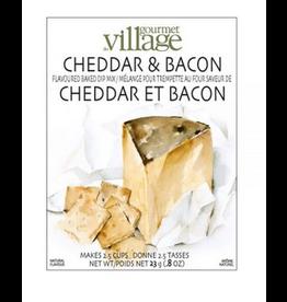 Gourmet du Village DIP RECIPE BOX CHEDDAR BACON