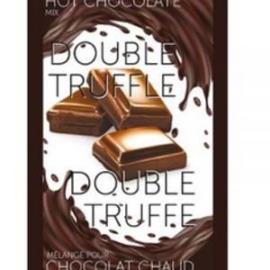 Gourmet du Village Hot chocolate single NO SUGAR DOUBLE TRUFFLE