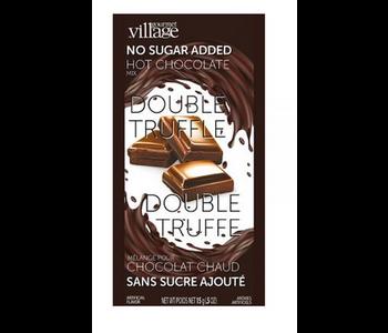 Hot chocolate single NO SUGAR DOUBLE TRUFFLE