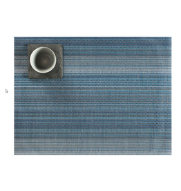 Chilewich Placemat Multi Stripe CHAMBRAY