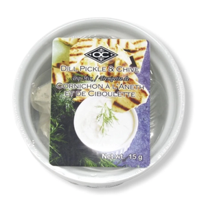 Premier Gift Dill Pickle Party Dip with Ramekin