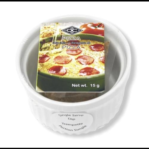 Premier Gift Pizza Hot Dip with Ramekin