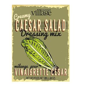 Gourmet du Village RETRO CAESAR SALAD DRESSING SEASONING