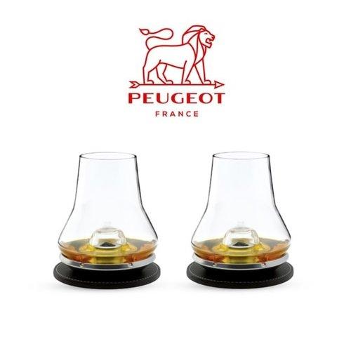 Peugeot PEUGEOT  Whiskey Tasting Set of 2