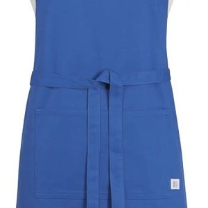 Danica Apron Chef Plain  Blue