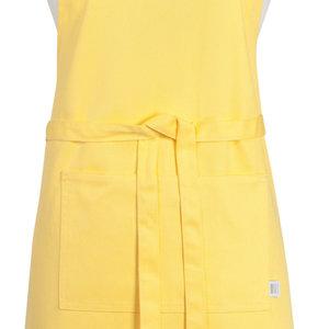 Danica Apron Chef Plain  Lemon Yellow