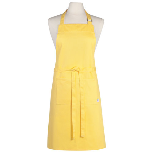 Danica Apron Chef Plain  Yellow