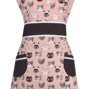 Danica Apron Betty Cats Meow