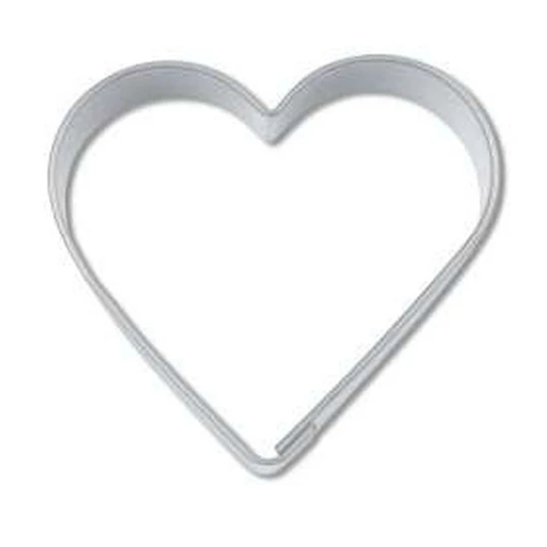Carol's Nicetys Little Heart Cookie Cutter Stainless Steel