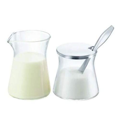 Bodum BODUM Glass Sugar and Creamer