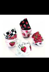 Rochetelli FRAGOLE Espresso Set/6 (Strawberry)