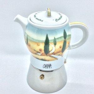 Ancap CONTRADE ITALIANE Espresso maker Carina 4 cup