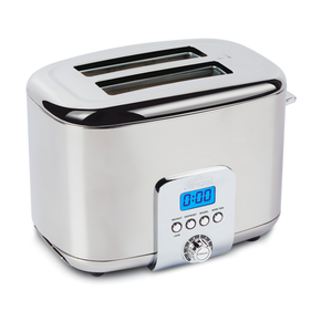All Clad Digital 2-slice Toaster Stainless Steel ALL CLAD
