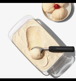 GOOD GRIPS OXO Ice Cream Scoop Stainless Steel