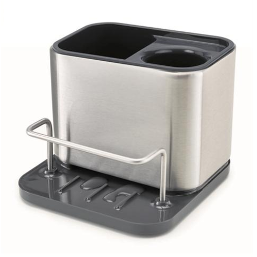 Joseph Joseph Joseph Joseph Surface Stainless Steel Sink Tidy